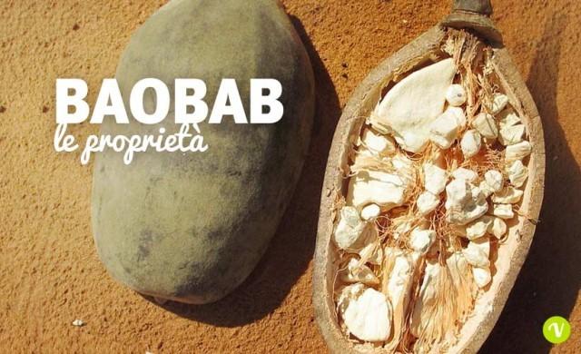Baobab proprietà