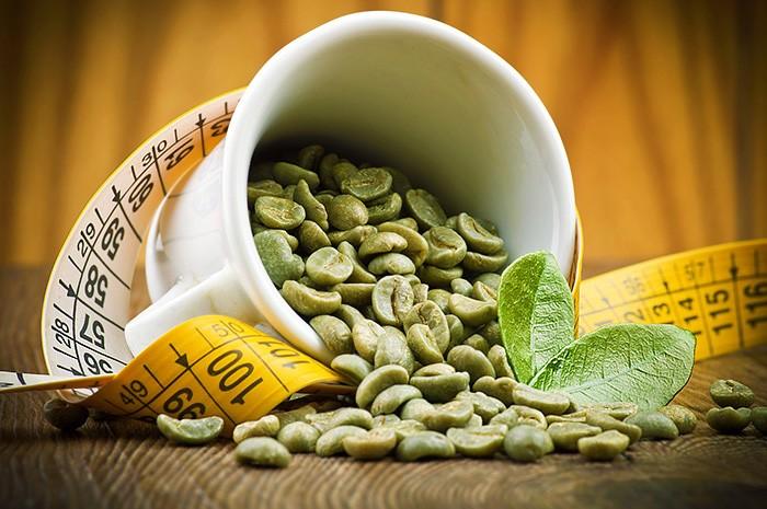 chicco di caffè verde ultra sottileno