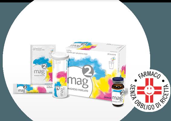 Mag 2 magnesio pidolato