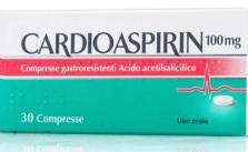 Cardioaspirina a cosa serve? Dosaggio e controindicazioni