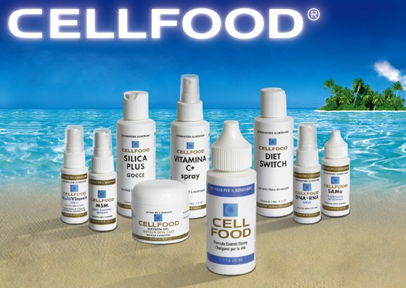 Cellfood gocce