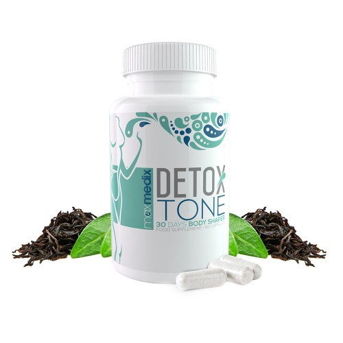 Integratore DetoxΤone