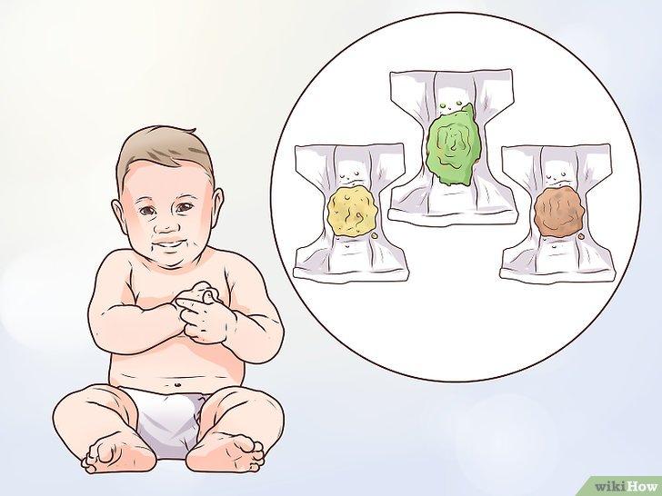 feci gialle neonato