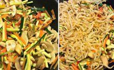 Spaghetti di soia: calorie, valori nutrizionali, ricetta