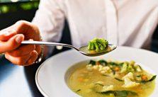Dieta del minestrone menu settimanale