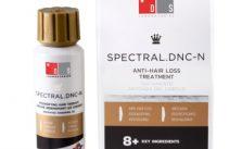 Spectral DNC con Minoxidil come funziona per caduta dei capelli?