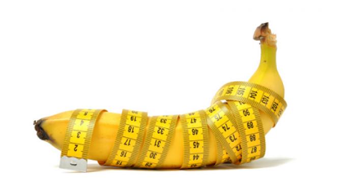 banana calorie