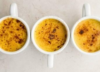 Latte d'oro ricetta originale
