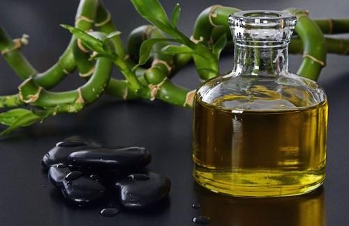 olio per massaggi
