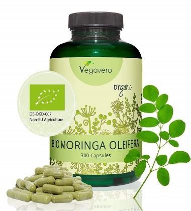 Moringa Oleifera BIOLOGICA Vegavero