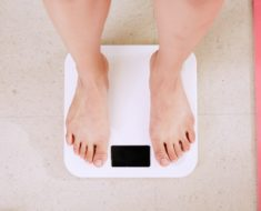 perdere peso in una settimana