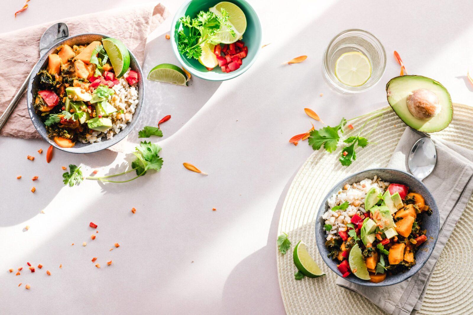 Cucina naturale: sentirsi in forma con il cibo