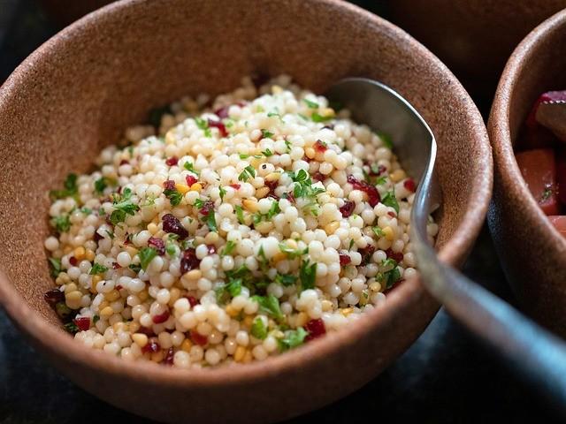 Fregola sarda ricetta vegetariana che non ti aspetti