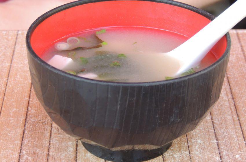 Zuppa di miso ricetta facile e veloce